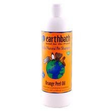 Earthbath Orange Peel Oil Shampoo - szampon z olejkiem ze skórki pomarańczowej - 0,47l