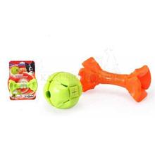 Camon 2w1 Treats Bal/ StickBone- zmiennokształtna zabawka na smakołyki, piłka i kość w jednej zabawce!
