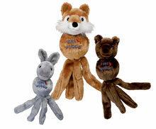 Kong Wubba Friends- pluszowe zwierzaki dla retrieverów i nie tylko...