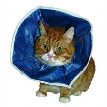 Kruuse Buster Soft Collar - miękki kołnierz ochronny dla kotów i małych psów