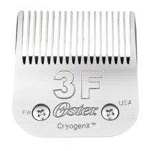 OSTER CryogenX nr 3F 13mm - wymienne ostrze tnące do maszynek typu snap-on