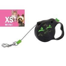 Flexi Color Mini XS- smycz automatyczna na lince 3m, dla psów i kotów do 8kg