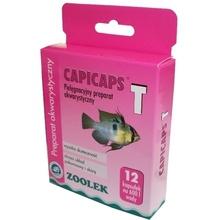Zoolek Capicaps T- pielęgnacyjny preparat akwarystyczny, 12 kapsułek