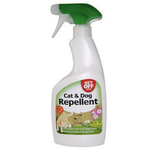 Get Off Cat & Dog Repellent Spray- preparat odstraszający psy i koty 500ml
