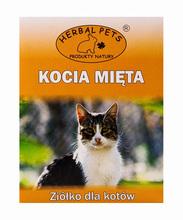 HERBAL PETS - KOCIA MIĘTA - ziółko dla kotów, 5g