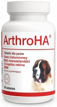 Dolfos ArthroHa - preparat chondroprotekcyjny - wspomaga leczenie schorzeń stawów u psów, 90 tabletek