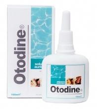 ICF Otodine- preparat weterynaryjny z TRIS-EDTA i chlorhexydyną do czyszczenia uszu psów i kotów, 100ml