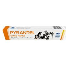 Vetos Farma Pyrantel- pasta odrobaczająca dla psów 100g