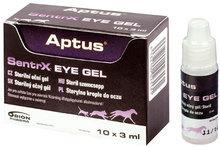 APTUS SENTRX EYE GEL - krople do oczu dla kota, psa, konia i innych zwierząt, 1 fiolka x 3ml