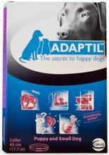 D.A.P. Adaptil (Puppy & Small Dogs) Obroża uspokajająca z feromonami bezpieczeństwa dla szczeniąt i psów ras małych, 45cm