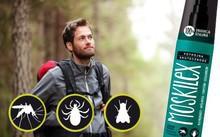 Dermapharm Moskilex- preparat do ochrony przeciwko komarom, meszkom i kleszczom 90ml