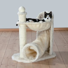 Trixie Gandia- elegancki drapak dla kota z szeleszczącym tunelem