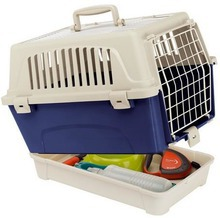 Ferplast Atlas 10 Organizer Open-  transporter dla kota lub małego psa z podwójnym dnem!