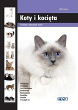 Koty i kocięta. Poradnik i kompendium wiedzy - J.P.H. Steijns