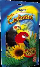 TROPIFIT COCKATIEL - pokarm dla papugi nimfy, 700g