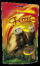 TROPIFIT FERRET - zbilansowana karma dla fretek, 400g