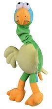 Trixie Ćwierkający Kolorowy Ptak- pluszowa zabawka dla psa z dźwiękiem