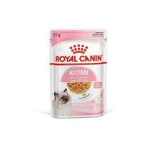 ROYAL CANIN Kitten Instinctive - karma w galaretce dla młodych kotów, saszetka 85g