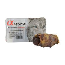 Alpha Spirit Połowa nogi wieprzowej- smakołyk, gryzak dla psów średnich, małych ras