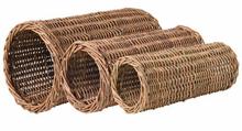TRIXIE Tunel dla gryzonia- zabawka wiklinowa, 3 rozmiary