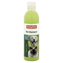 Beaphar Bio- szampon dla psa i kota z naturalnymi olejkami eterycznymi, 250ml Ogranicza świąd i odstrasza pchły i kleszcze!