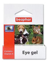 Beaphar Eye Gel - żel do oczu z witaminą A dla zwierząt, 5ml