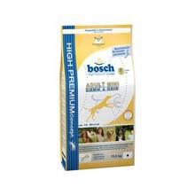 Bosch Mini Adult Lamb & Rice- karma dla psów ras małych, na jagnięcinie i ryżu 1kg, 3kg, 15kg