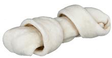Trixie Denta Fun Kość zwijana ze skóry wołowej