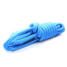 CHAMPION Linka za śladem (do tropienia) uniwersalna dla psów, niebieska