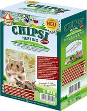 Chipsi Nesting Active - naturalna ściółka dla gryzoni i ptaków do budowy gniazda 50g