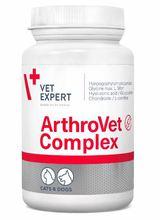 VetExpert ArthroVet Complex - preparat wspomagający funkcje stawów, tabletki