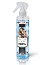 Super Benek Neutralizator Zapachów Morski- spray do pomieszczeń, kuwet, legowisk i klatek 250ml