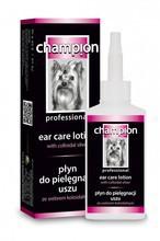 Champion Płyn do pielęgnacji uszu psa lub kota ze srebrem koloidalnym 75ml