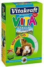 Vitakraft Vita Special Best for Kids- pokarm dla młodych świnek morskich granulat 0.6kg
