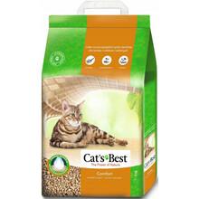 CAT'S BEST Comfort- żwirek drewniany dla kotów 7L Niezbrylający się! 100% z naturalnych włókien roślinnych!
