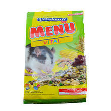 Vitakraft Menu Vital- pokarm podstawowy dla szczurów, 400g