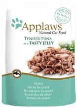 Applaws Natural Tender Tuna - karma dla kota z tuńczykiem w galaretce, saszetka 70g