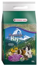 Versele-Laga Moutain Hay- sianko górskie z ziołami dla gryzoni 500g