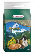 Versele-Laga Moutain Hay Extra- sianko górskie z mniszkiem lekarskim dla gryzoni 500g