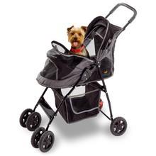 Ferplast Globetrotter- wózek do przewozu psów i kotów, do wagi 9kg