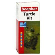 Beaphar Turtle Vit- dodatek witaminowy dla żółwi wodnych i lądowych, zwierząt morskich oraz ryb 20ml