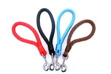 Champion - rączka ze sznura, krótka smycz dla psa