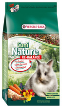 Versele Laga Cuni Nature Re-Balance karma dla wrażliwych królików, duże opakowanie 10kg