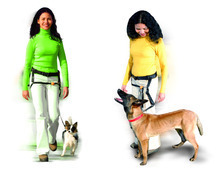 Karlie Lind Guide- specjalna uprząż do prowadzenia psa przy nodze + DVD