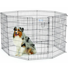 Mid West Life Stages Exercise Pen - kojec metalowy dla psa, panele 61cm x 107cm (szer. x wys.)
