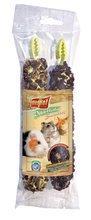 VITAPOL Vita + Herbal Smakers - kolby dla gryzoni i królika, 90g