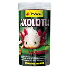 TROPICAL AXOLOTL STICKS - pokarm dla aksolotli i innych płazów wodnych