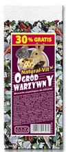 NATURAL-VIT Ogród Warzywny - mieszanka uzupełniająca dla gryzoni, 200g
