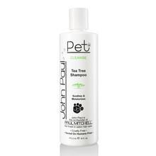 JOHN PAUL PET Tea Tree Shampoo - szampon łagodzący i kojący 473ml