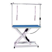GROOMSTAR stół z podnośnikiem elektrycznym, model GSN-103, blat 110cm x 60cm